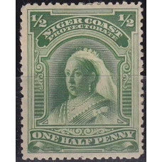 1894 Nigeria - Coast Mi.22b * Victoria 8.00 €