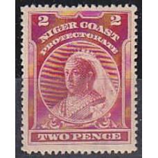 1894 Niger Coast Michel 24 * 42.00 €
