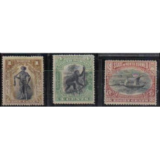 1897 North Boneo Michel 69-70.74* 58.00 €