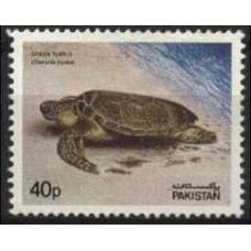 1981 Pakistan Mi.548 Sea fauna 2,20 €