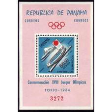 1964 Panama Mi.720/B17 1964 Olympiad Tokio 22.00 €