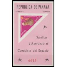 1964 Panama Mi.730/B20b Faith 7 22,00 €