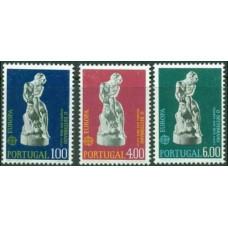 1974 Portugal Mi.1231-1233 Europa 40,00