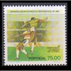 1982 Portugal Mi.1561 1982 World championship on football of Spain 6,00