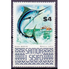 1974 Samoa Mi.297 Sea fauna 9,50 €