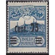 1927 San Marino Michel 138-140** 60.00 €