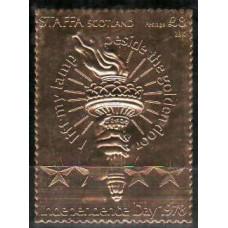 1978 Scotland 24k gold €