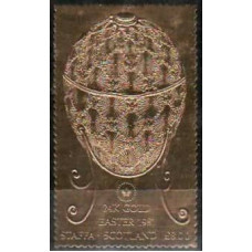 1981 Scotland 24k gold €