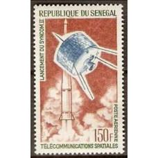 1964 Senegal Mi.290 Syncom-2 3.50 €