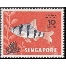 1981 Singapore Mi.376 Sea fauna