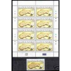 2005 Slovakia Michel 512+KL Euvropa 15.70 €