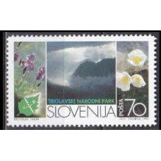 1995 Slovenia Mi.112 Flowers 1,50 €