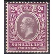 1905 Somaliland Mi.37* Edward VII 10.00 €