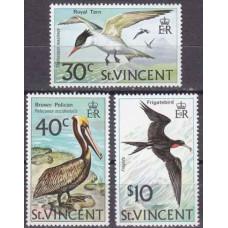 1974 St Vincent Mi.362-364 Birds 40,00 €