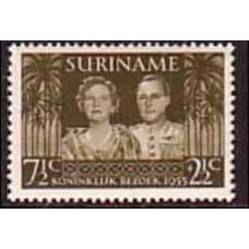 1955 Surinam Mi.359** 0,80 €