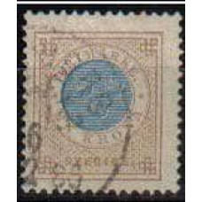 1878 Sweden Michel 27 used 17.00 €