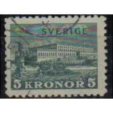 1931 Sweden Michel 215a used 10.00 €