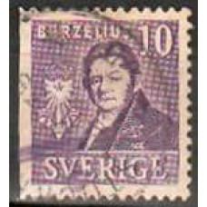 1939 Sweden Michel 272D used 18.00 €