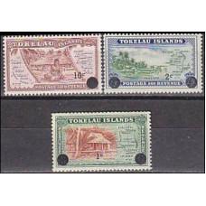 1967 Tokelau Michel 6-8 9.00 €