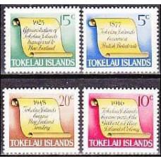 1969 Tokelau Michel 9-12 6.80 €