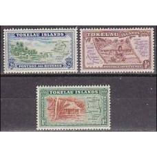 1948 Tokelau Michel 1-3 0.80 €