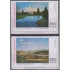 1971 Turkey Michel 2205-2206 3.00 €
