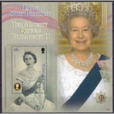 2006 Turks & Caicos Islands Mi.1823-B231 Elizabet II 12,00 €