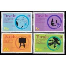 1977 Tuvalu Mi.46-49 4,00 €