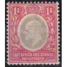 1904 British East Africa & Uganda Mi.18* 6,00 €