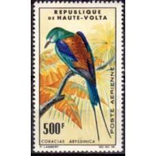 1965 Upper Volta(Haute-Volta) Mi.160 Birds 25.00 €