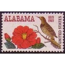 1969 USA Mi.985 Alabama 0,30 €