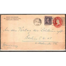 1914 USA cover €