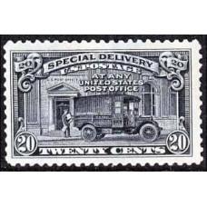 1925 USA Mi.297 * Automobiles