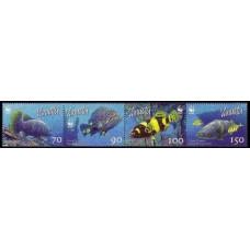 2006 Vanuatu Mi.1302-1305 WWF 7,00 €