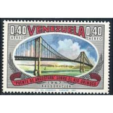 1967 Venezuela Mi.1698 Bridge 0,50