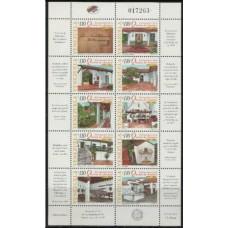 1997 Venezuela Mi.3113-3122KL Bicentenario de la Quinta de Anauco 11,00 €