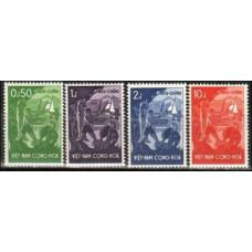 1958 Vietnam Sud Mi.151-54 3.50