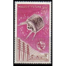 1965 Wallis & Futuna Michel 207 Syncom- 17.00 €