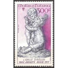 1992 Wallis & Futuna Mi.632 Sculpture 9,00 €