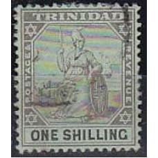 1903 Trinidad und Tobago Mi.62 used Victoria 10.00 €